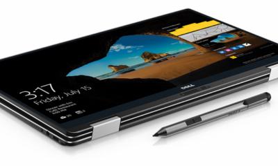 Dell推2合1設計的XPS 13新機型,可360度翻轉