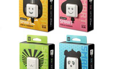 DP+ Cube Duo-Q雙USB智能充電器