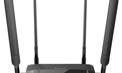 D-Link 友訊 DIR-842 AC1200雙頻高功率Gigabit無線路由器