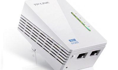 TP-LINK TL-WPA4220 300Mbps Wi-Fi電力線網路橋接器