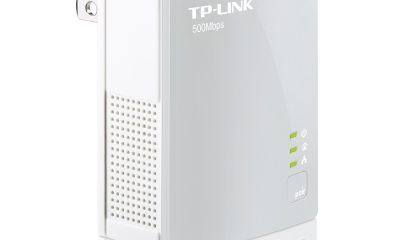 TP-LINK TL-PA4010 AV500 微型電力線網路橋接器(單隻裝)