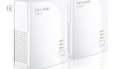 TP-LINK TL-PA2010KIT AV200 微型電力線網路橋接器 雙包組