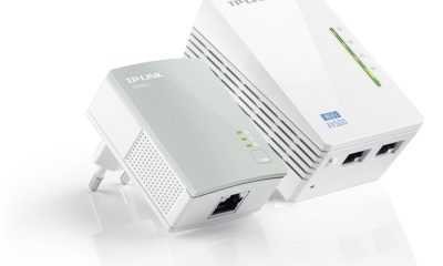 TP-LINK TL-WPA4220KIT AV500 Wi-Fi電力線網路橋接器 雙包組