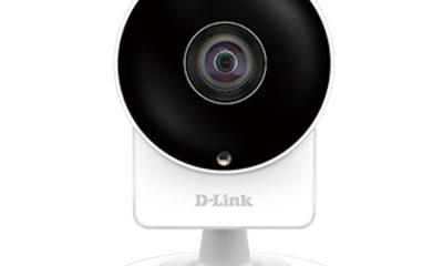 D-Link 友訊 DCS-8200LH HD 超廣角AC無線網路攝影機