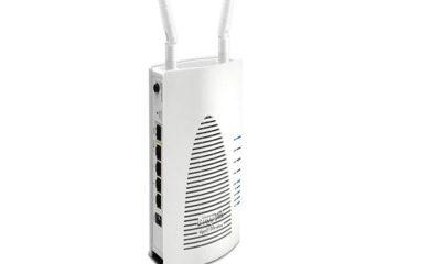 居易DrayTek Vigor2120n-plus 無線寬頻分享器