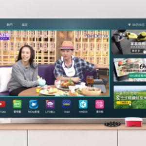 Yahoo TV 首登電視,成 OVO Voice API 首波合作伙伴