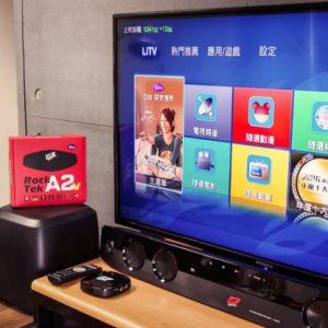 RockTek 電視盒 3 天狂銷 3,000 台,引爆眼球新商機