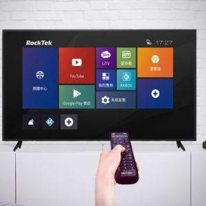 八核心更「睛」彩!RockTek X5 電視盒正式發表
