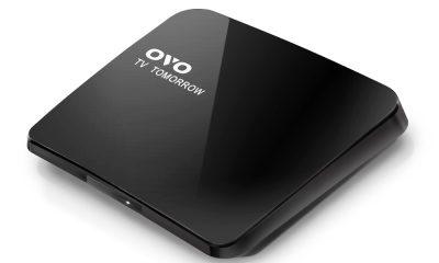 OVO B01S 4K電視盒 四核心 效能升級版-急速配