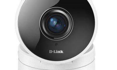 D-Link 友訊 DCS-8100LH HD超廣角無線網路攝影機