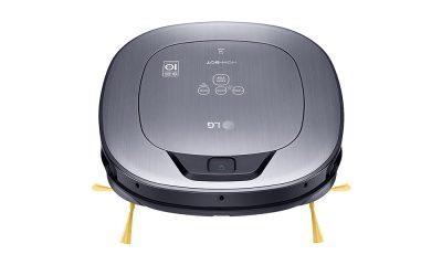 LG VR66715LVM (銀灰) WIFI 變頻 雙眼小精靈 清潔機器人