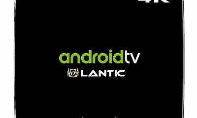 喬帝Lantic ATV495MAX 智能語音電視盒