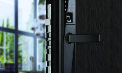 Nbiot 物聯網家庭智能門鎖_含安裝